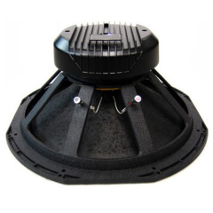 "18"" high power square subwoofer"