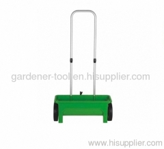 12L drop spreader w/aluminium handle