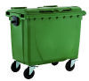 660liter large garbage container/garbage truck/trash bin/dustbin/trash can