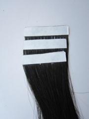 remy human hair tape extension 4cm*0.5cm 4cm*1cm