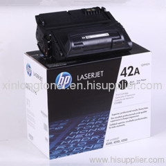 HP Q5942A toner cartridge