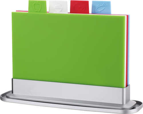 colored chopping board with ABS storage water pan
