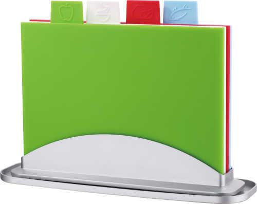 polypropylene cutting board with water pan