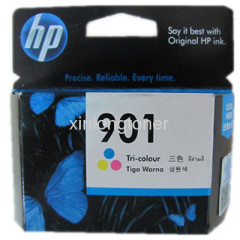 HP 901C Original Color Original Cartridge