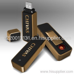 USB creative car fans cigarette lighter