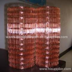 Copperized Welded Mesh