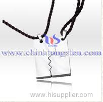 Tungsten Necklace