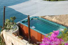 exercise pool and spa