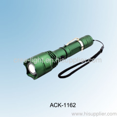 New! 2 Function in 1 CREE R2High Power Torch & Camping lamp ACK-1162