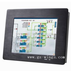 Industry panel PC WS