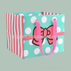 157g copperplate paper bag for shopping