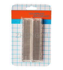 300 points trasparent circuit board