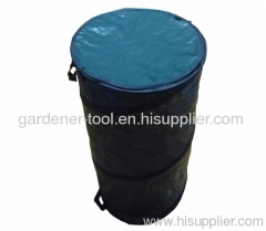 PVC POP-UP Garbage Bag For Garden Cleaning.