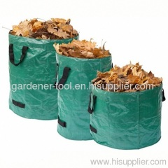 Probable PVC Garden Bag For Garden Leaves Cleaning