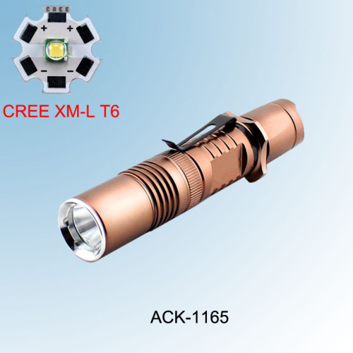 Portable 10W CREE XML T6 Ultra Power LED Torch
