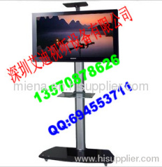 Floor LCD TV Mobile Stand, Cantilever Flat Panel TV Mounts