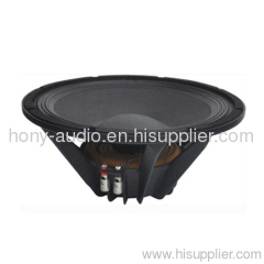 "10"" cooling fin neodymium woofer"
