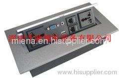 Hidden Tabletop Socket Tabletop Socket Of Fashionable Design Multifunctional desktop socket