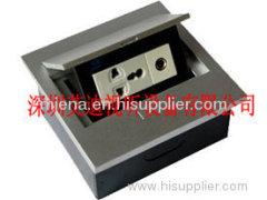 Office Tabletop Socket /Tabletop Electrical Sockets Hidden Tabletop Socket