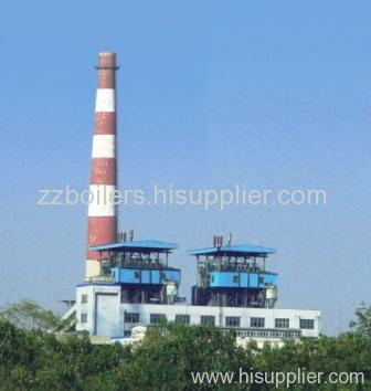 Vertical Corner Tube Biomass Power Station Boilers