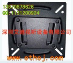 TV wall bracket small lcd wall mount lcd tv rack