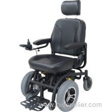 Drive Medical Power Mobility Trident Front Wheel Drive Power Chair Size: 18""