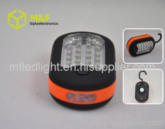 led battery work light