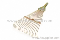 18 Teeth Yard Lawn Leaf Fan Rake