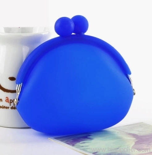 Popular silicone case for saving money fashionable silicone coin bank