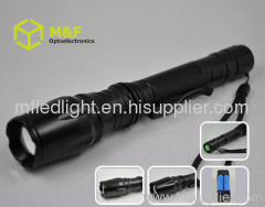 cree led XML T6 flashligh