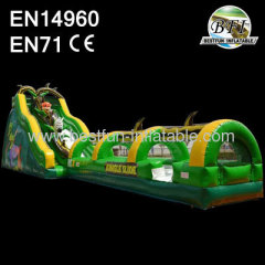 Jungle Giant Water Slip N Slide