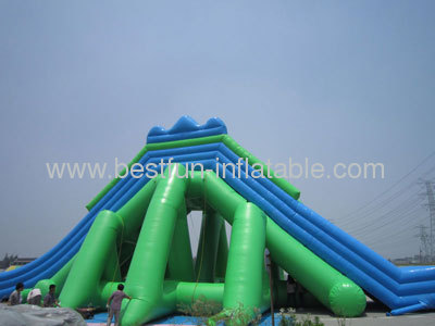 Best Huge Inflatable Hippo Slide