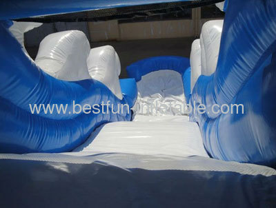 Front Loading Water Riptide Slide