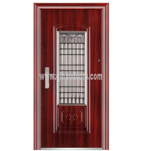 Composite Interior And Security Steel Doors From China Manufacturer