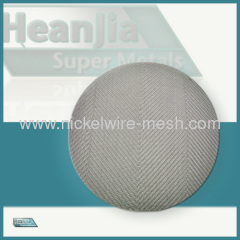 Filter Media - Woven wire