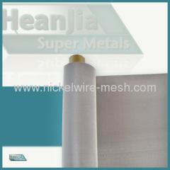 Pure Nickel Mesh/Screen Electrode