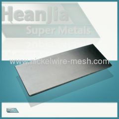Super Alloy Nickel 205 Sheet Plate Strip