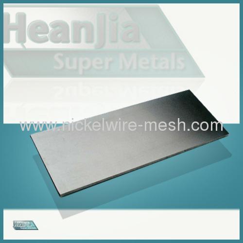 Super Alloy Nickel 205 Sheet Plate Strip