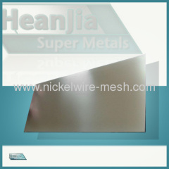 Super Alloy Nickel 233 Sheet Plate Strip