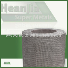 Incoloy 864 Wire Mesh Screen