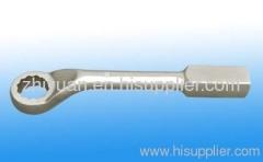 titanium American type offset slogging box wrench