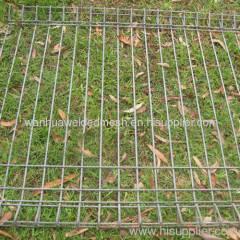 Light Gauge Weldmesh Fence Panel