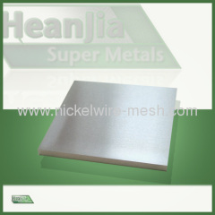 Incoloy 800H/HT Sheets Plates Strips