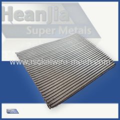 Inconel HX Wire Mesh / Inconel HX Wire Screen