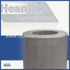 Inconel 718 Wire Mesh/ Screen