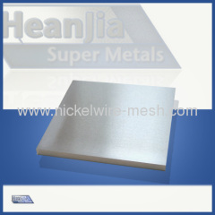 Inconel MA754 Sheet Inconel MA754 Sheet Plate Strip