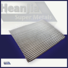Nickel Iron Alloy 48 Wire Mesh
