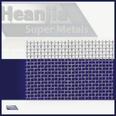 Nickel Iron Alloy 36 Wire Mesh