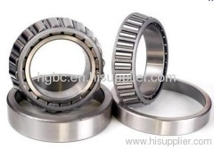 tapered roller bearing JL Chasis China supplier