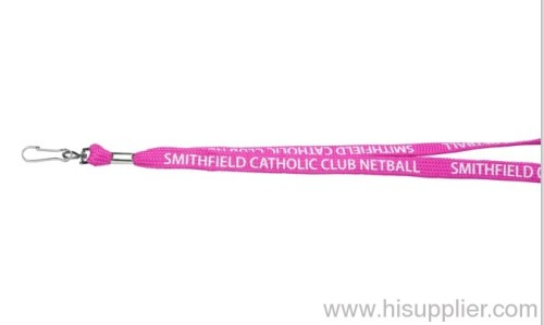 hot selling polyester bootlace lanyards